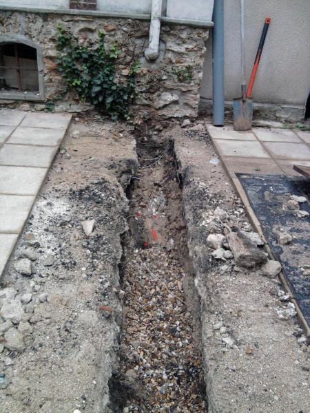 decoupe fer beton