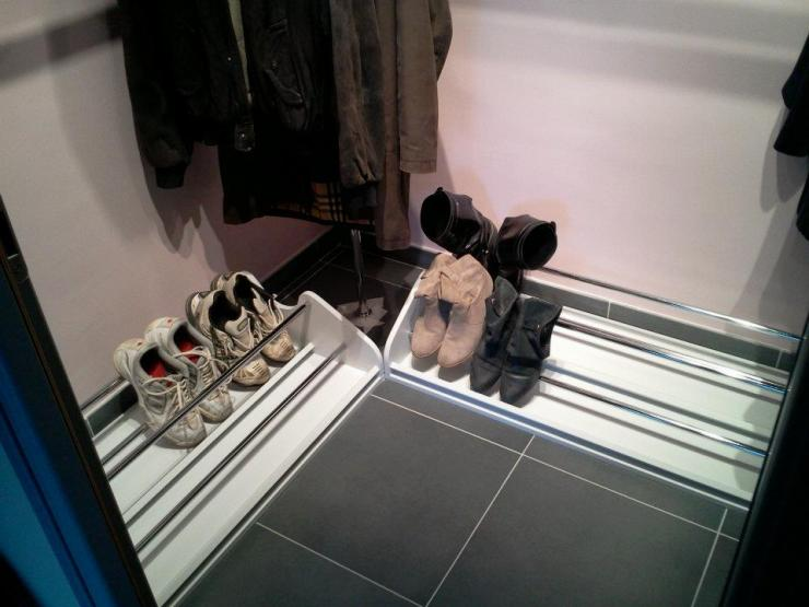 dressing rangements chaussures
