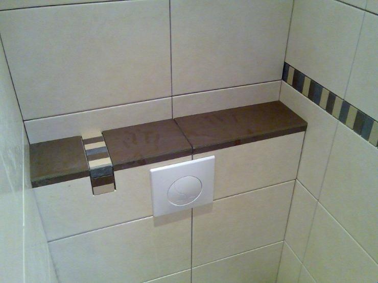 habillage wc