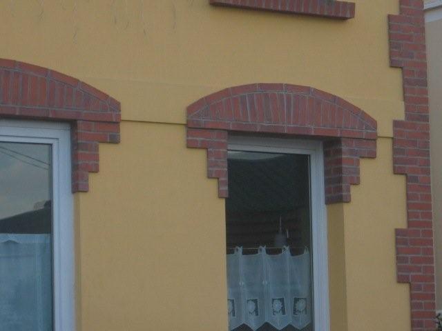 plaquettes de brique